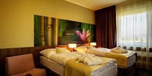 Kúpeľná liečba v Hoteli Minerál****